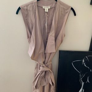 boutique wrap dress/cardigan